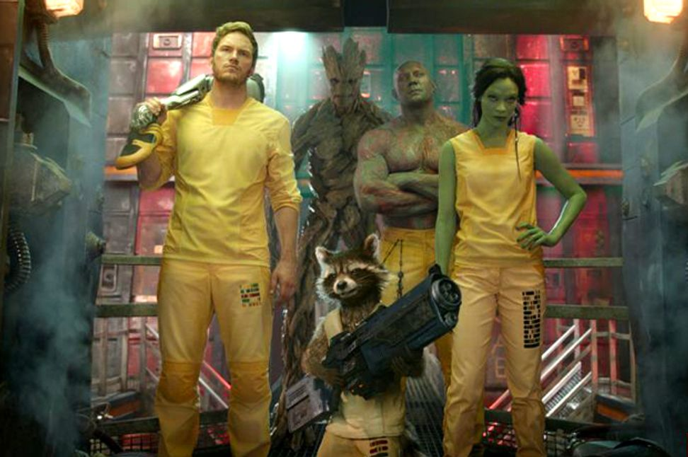 """""""Guardians of the Galaxy"""": Marvel's goofy, exhausting and faintly fascist new franchise"""