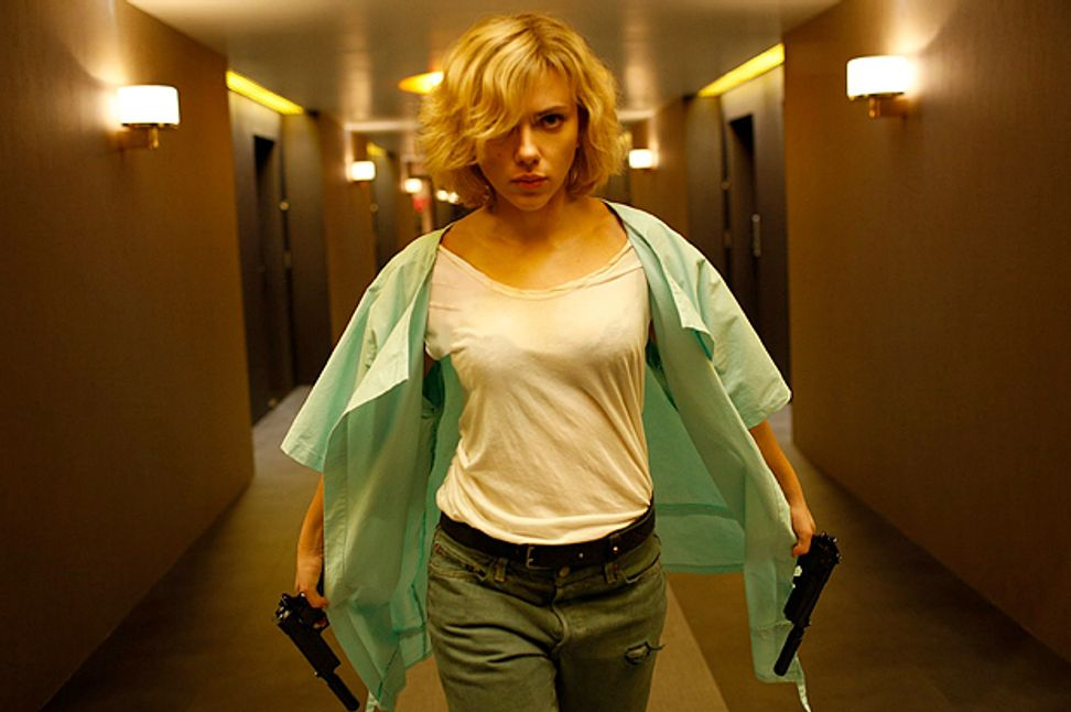 """""""Lucy"""": The Eurotrash """"2001"""" ScarJo action sequel you've been waiting for"""