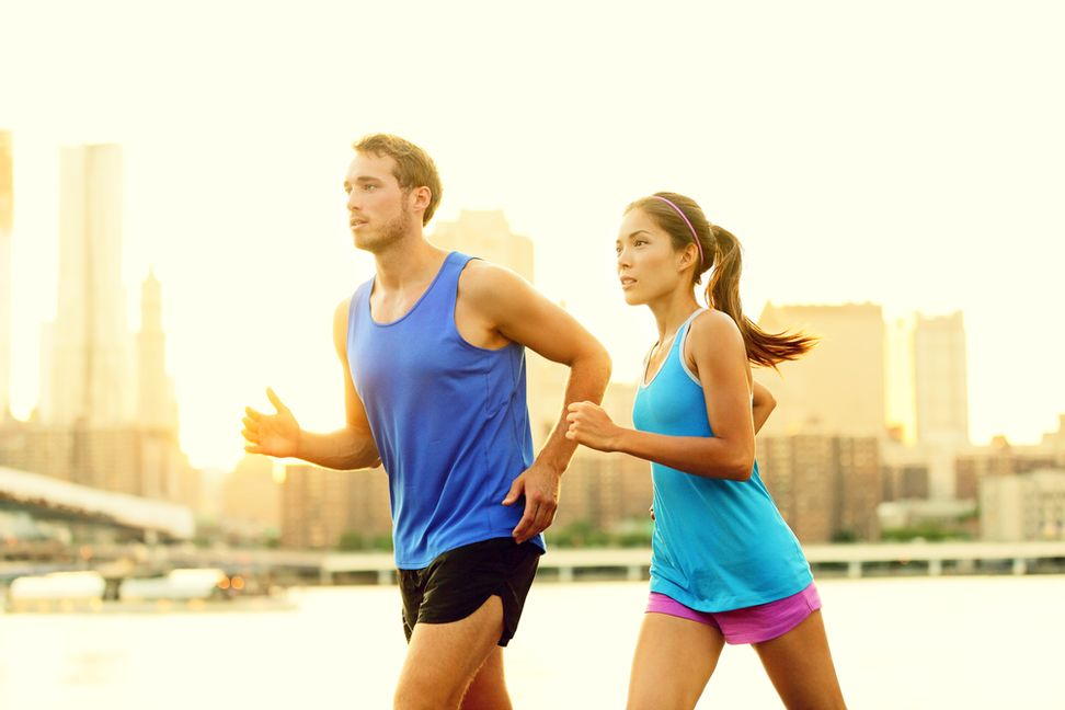 """There's no need for your morning jog: Smoking pot already gives you a """"runner's high"""""""