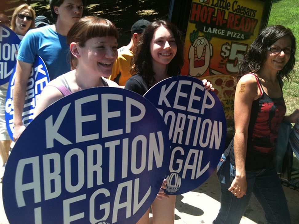 Poll: 70 percent of Americans want the government to quit trying to restrict abortion