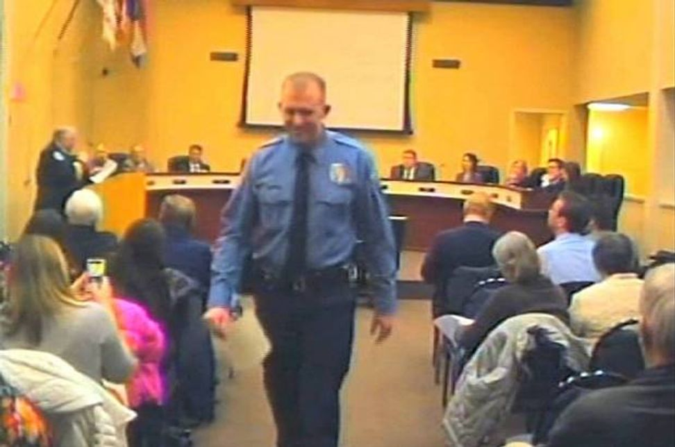 Darren Wilson walks: Grand jury will not indict Ferguson police officer in killing of Michael Brown