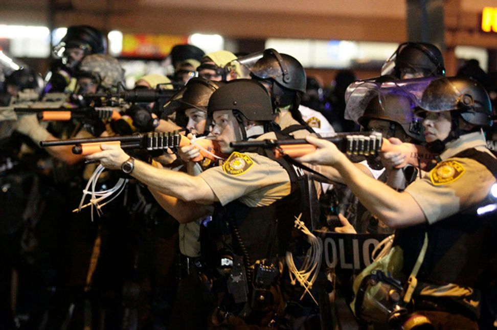 Ferguson's long, twisted history of racial discrimination highlighted in Justice Department report