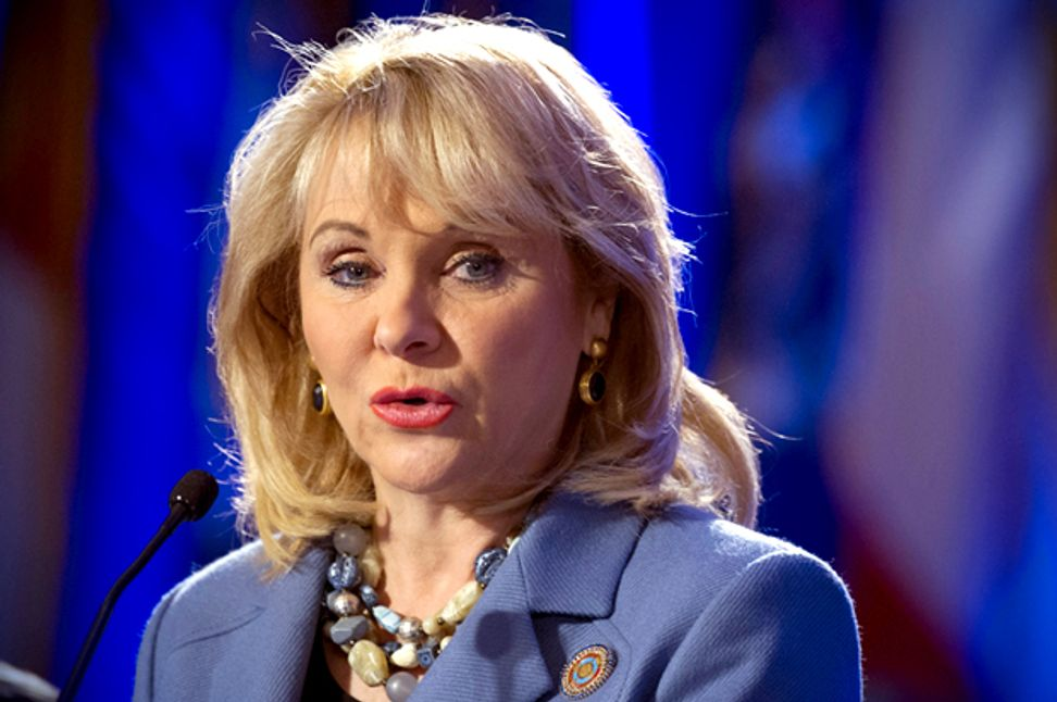 Oklahoma GOP Gov. Mary Fallin tries to distance herself from outrageously racist flyer