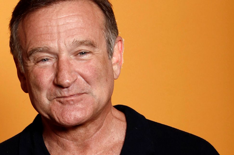 Robin Williams' inexhaustible comic force: An eccentric, electric performer who fought his demons on-screen   Salon.com