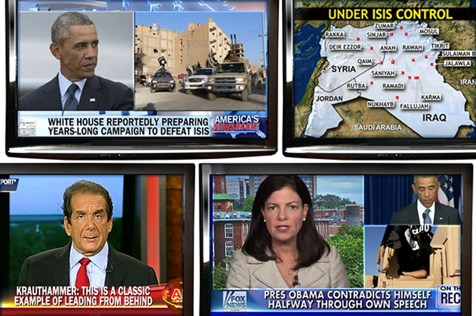 Fox's new poll and the lie that could lead to more war