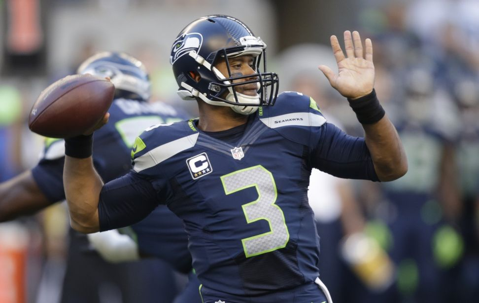 """""""I even knocked teeth out"""": NFL star Russell Wilson pens eye-opening essay on violence"""