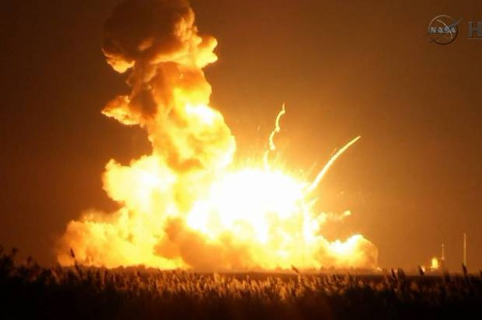 Rocket explosion may imperil commercial spaceflight | Salon.com
