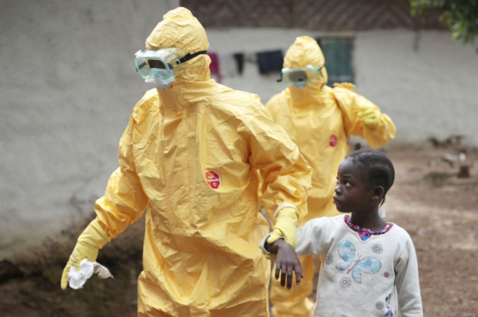 """Ebola, the """"heart of darkness"""" and the epidemic of fear"""