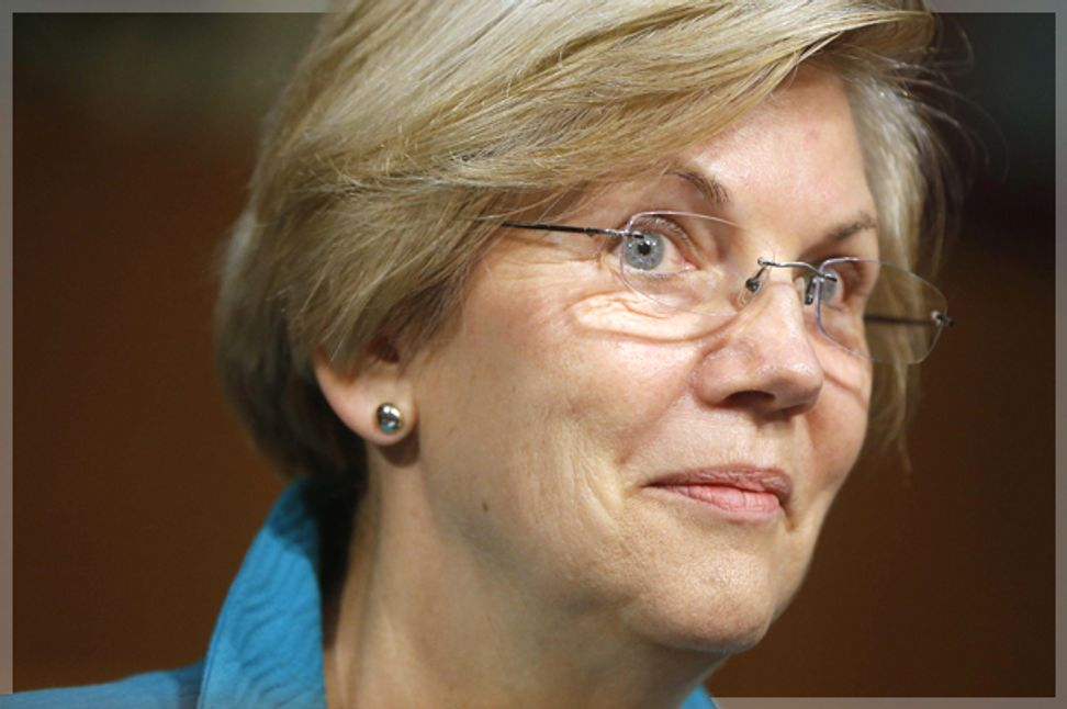 """EXCLUSIVE: Elizabeth Warren on Barack Obama: """"They protected Wall Street. Not families who were losing their homes. Not people who lost their jobs. And it happened over and over and over"""" 