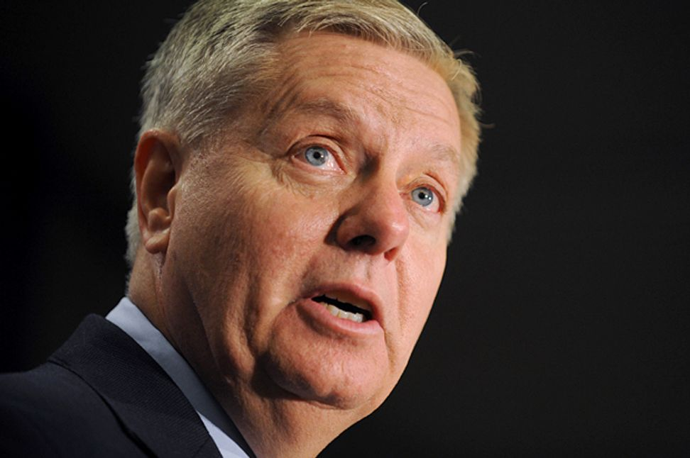 Delusions of a madman: Lindsey Graham proclaims he's already won his war with Iran | Salon.com