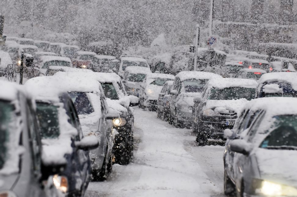 It's far worse than it sounds: Climate change is making our winters shorter