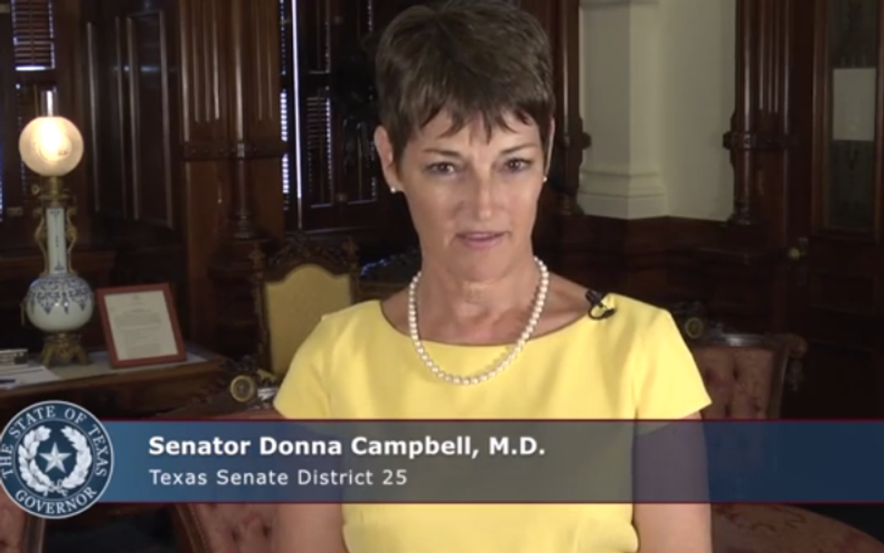 """Tea Party legislator pushes to add a """"license to discriminate"""" to Texas constitution"""