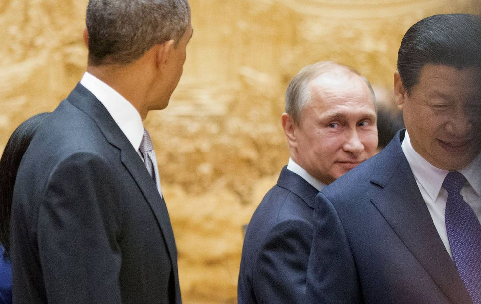 What really happened in Beijing: Putin, Obama, Xi — and the back story the media won't tell you | Salon.com