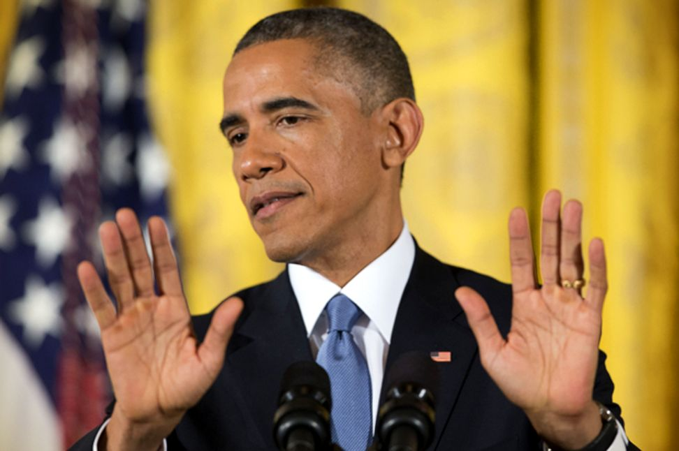 Sick of Republican shenanigans: Why Obama may not get snookered this time