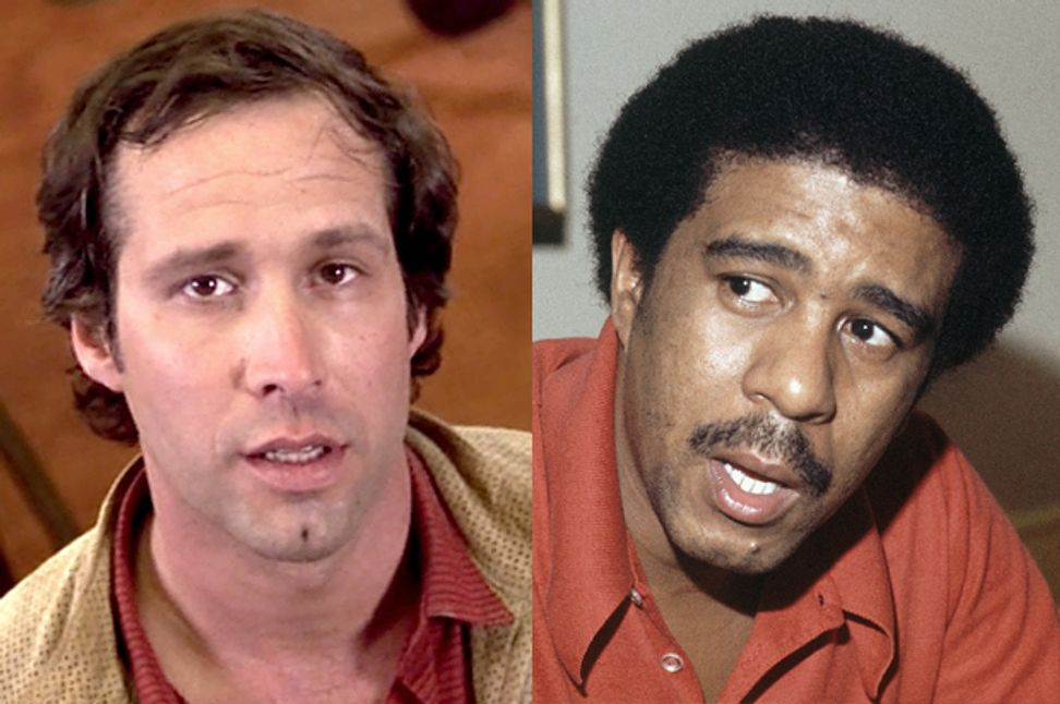 """""""I don't like Chevy"""": Richard Pryor and Chevy Chase's tense post-""""Saturday Night Live"""" battle   Salon.com"""