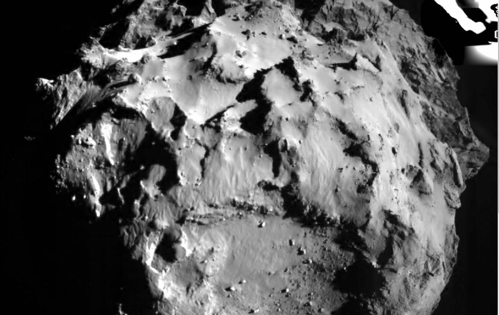 Scientists might have discovered alien life on a comet [Updated]