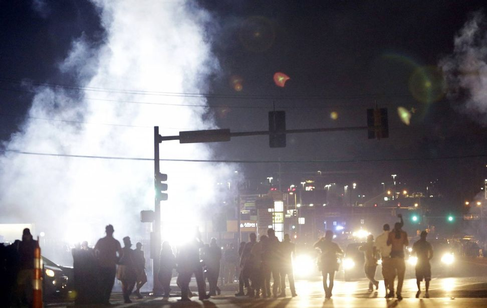 Report: No-fly zone over Ferguson was aimed to keep media away