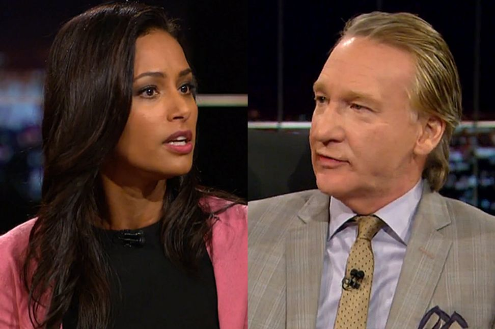 """Ignorance is reigning supreme"": Rula Jebreal on Charlie Hebdo, Bill Maher & our inane foreign policy 