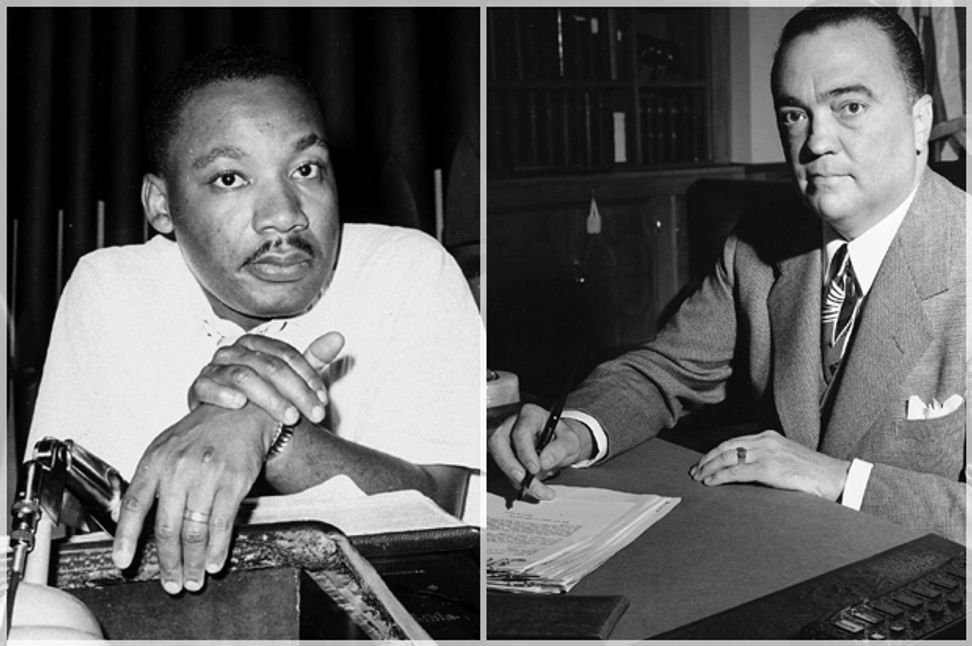 """""""There is but one way out for you"""": Read the uncensored letter J. Edgar Hoover wrote to MLK 