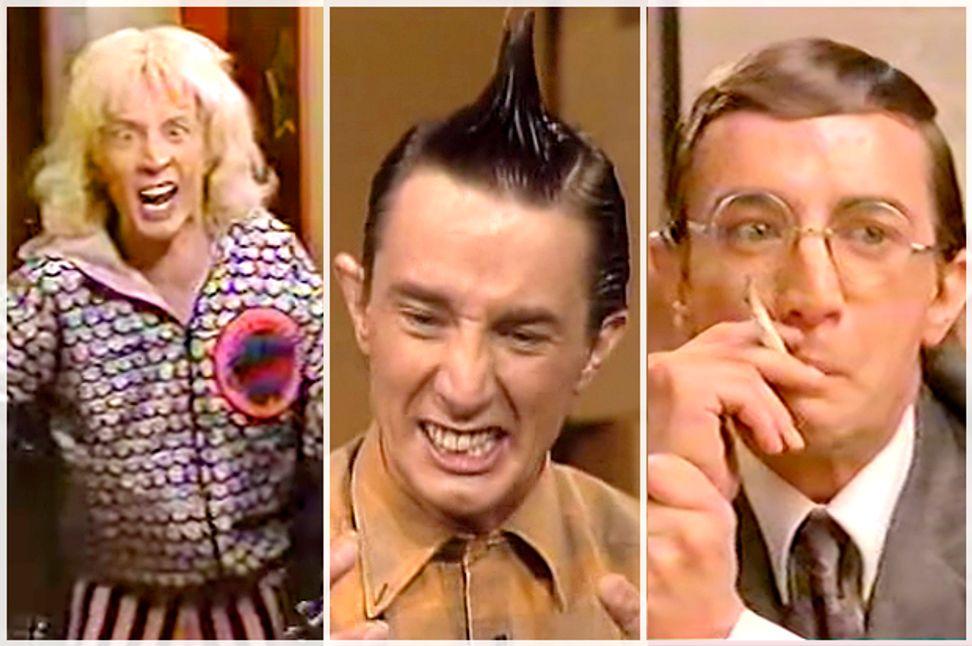 "Martin Short: I watched Larry David's profane ""Saturday Night Live"" exit | Salon.com"
