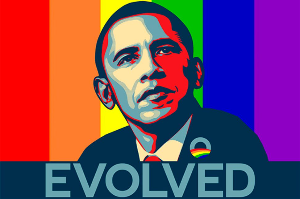 Secrets of Obama's evolution: The inside story of how the president backed gay marriage   Salon.com