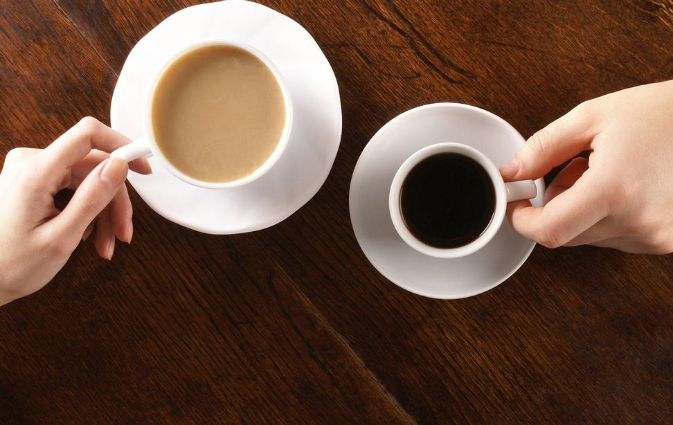Coffee and tea may protect the brain