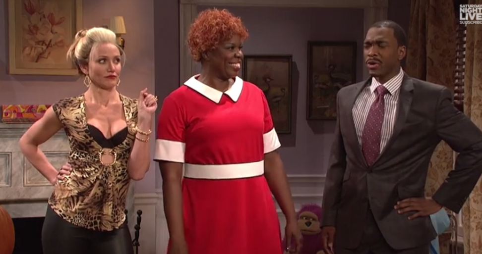 """""""Saturday Night Live"""" spoof of the new Annie will raise some eyebrows"""