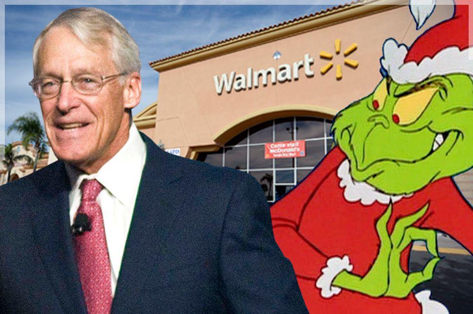 How Wal-Mart stole Christmas— and hijacked American politics | Salon.com