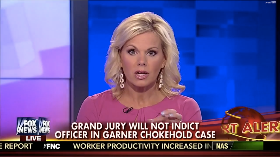 Fox News wins the award for most tone-deaf response to Eric Garner grand jury decision