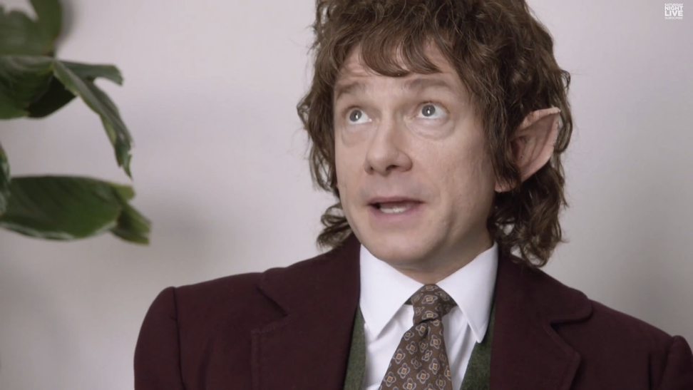 """""""SNL's"""" """"The Office: Middle Earth"""" is downright genius"""