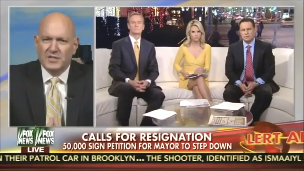 """Fox's Keith Ablow: Body cameras and de-escalation training """"an insult to police officers"""""""