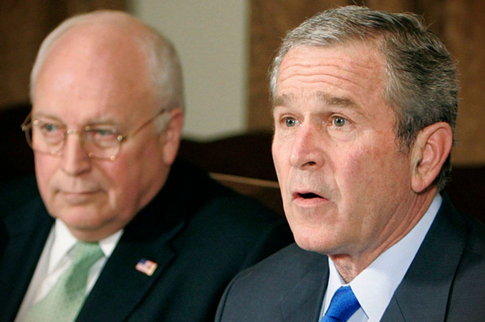 Bush's willful ignorance: Why he wanted to know as little about torture as possible