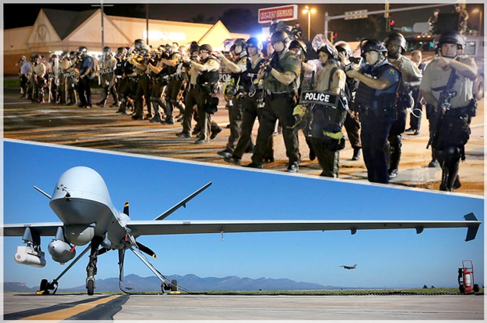 Killer cops, drone wars and the crisis of democracy | Salon.com