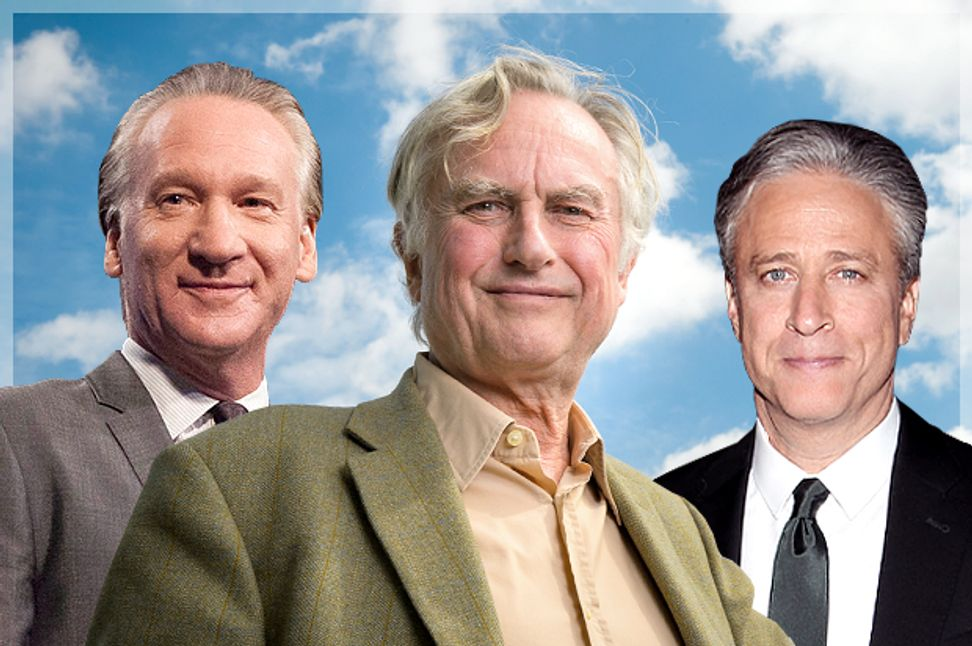 We're putting an end to religion: Richard Dawkins, Bill Maher and the exploding new American secularism   Salon.com