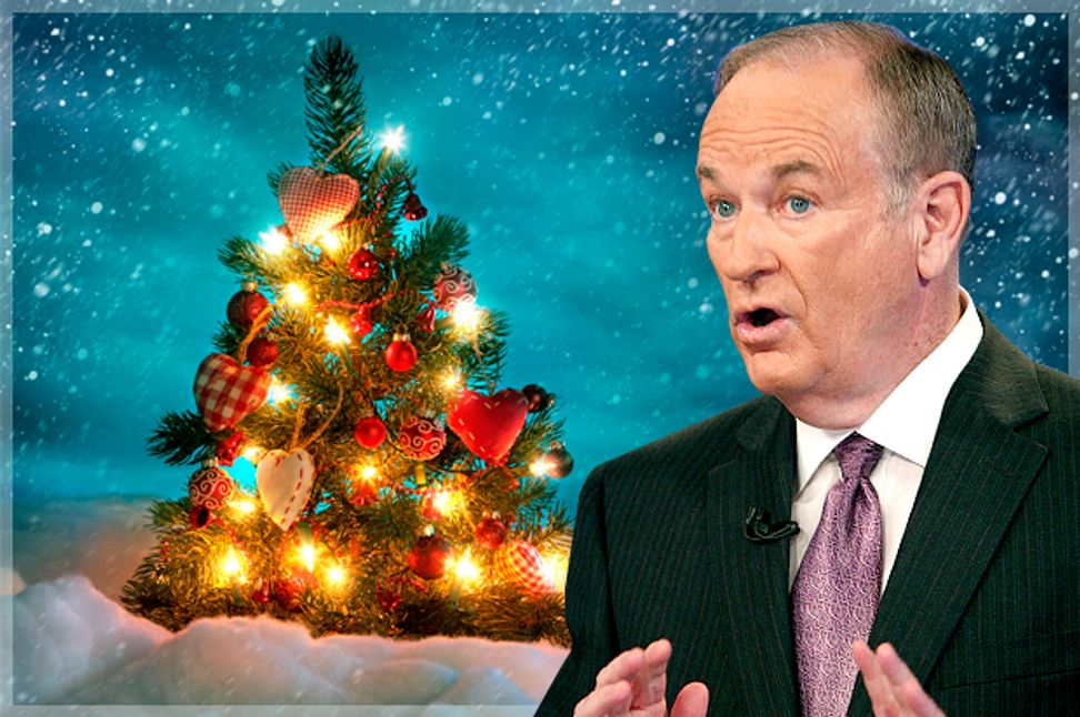 Bill O'Reilly ruined Christmas: Why his nonsense undermines the holiday I love   Salon.com