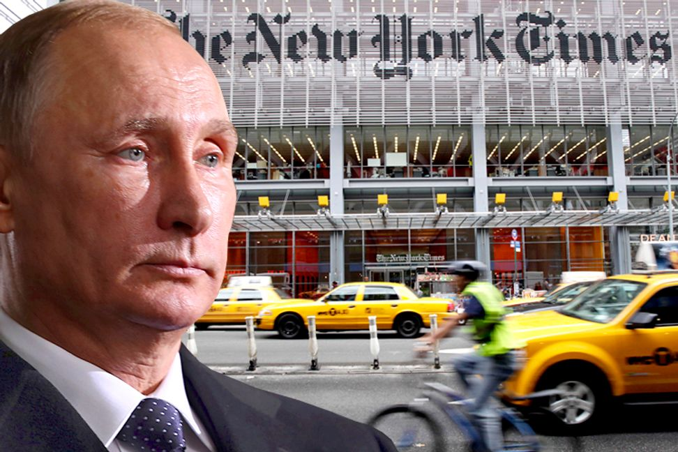 New York Times propagandists exposed: Finally, the truth about Ukraine and Putin emerges | Salon.com