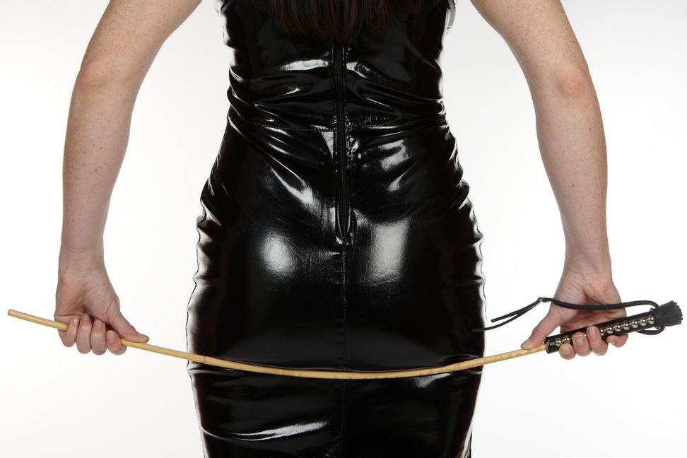 The dominatrix class that unchained me