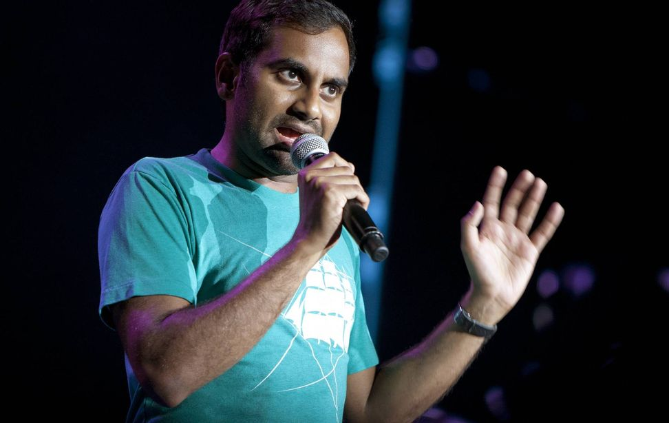 "Aziz Ansari does the math on Hollywood's insulting racial quotas: ""There would never be two Indian people in one show"""
