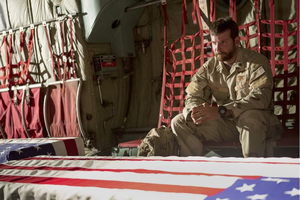 """The ugly truth about """"American Sniper"""" 