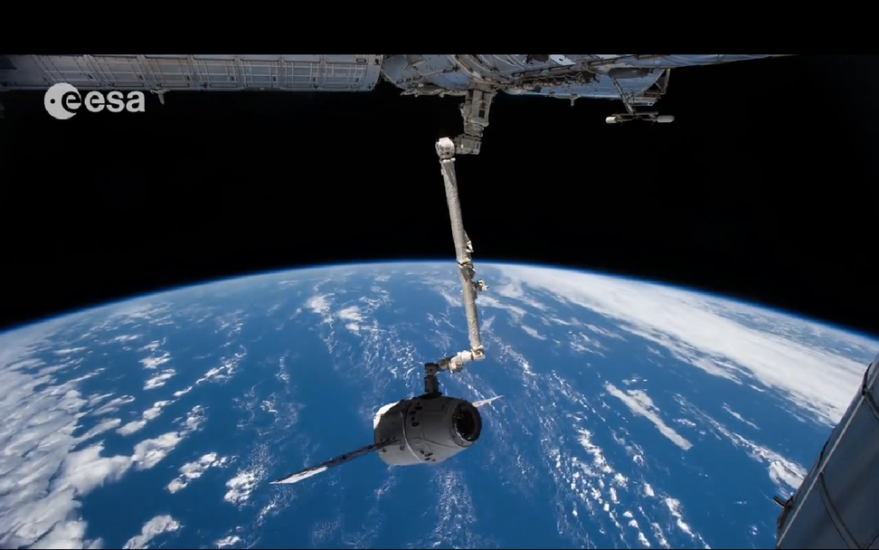 Stunning time-lapse video shows Earth from the International Space Station