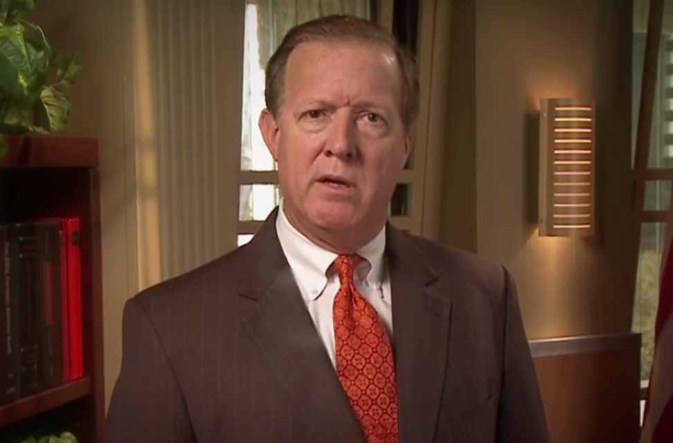 GOP congressman suddenly realizes that people may find Obama-Hitler comparisons offensive