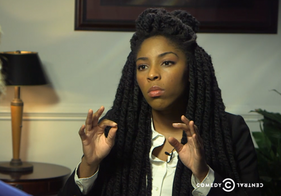 """Lean the f*** away from me"": Jessica Williams, ""impostor syndrome"" and the many ways we serially doubt women"
