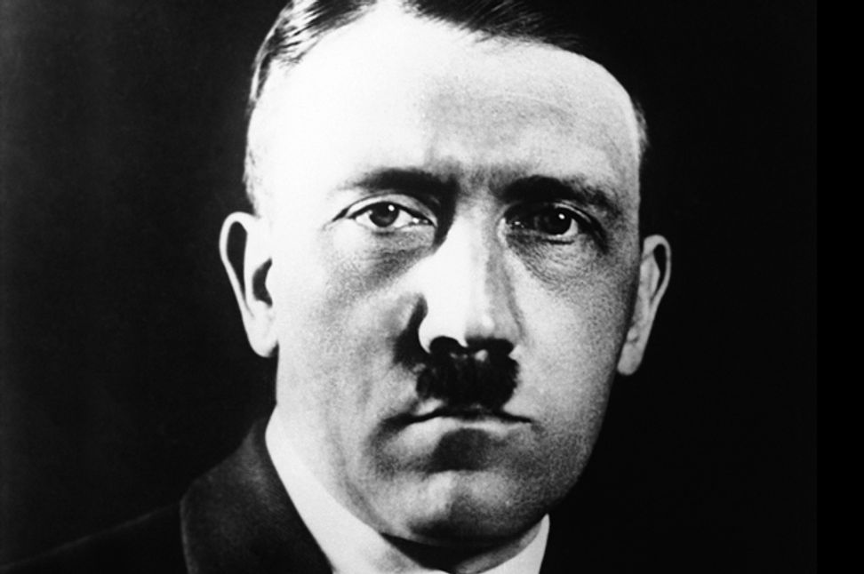 You'll never guess who wrote one of the first biographies of Adolf Hitler (Spoiler: It was probably Hitler)