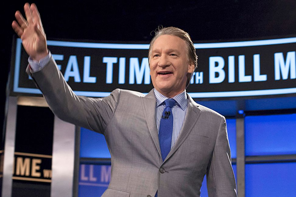 Bill Maher is right about religion: The Orwellian ridiculousness of Jesus, and the truth about moral progress
