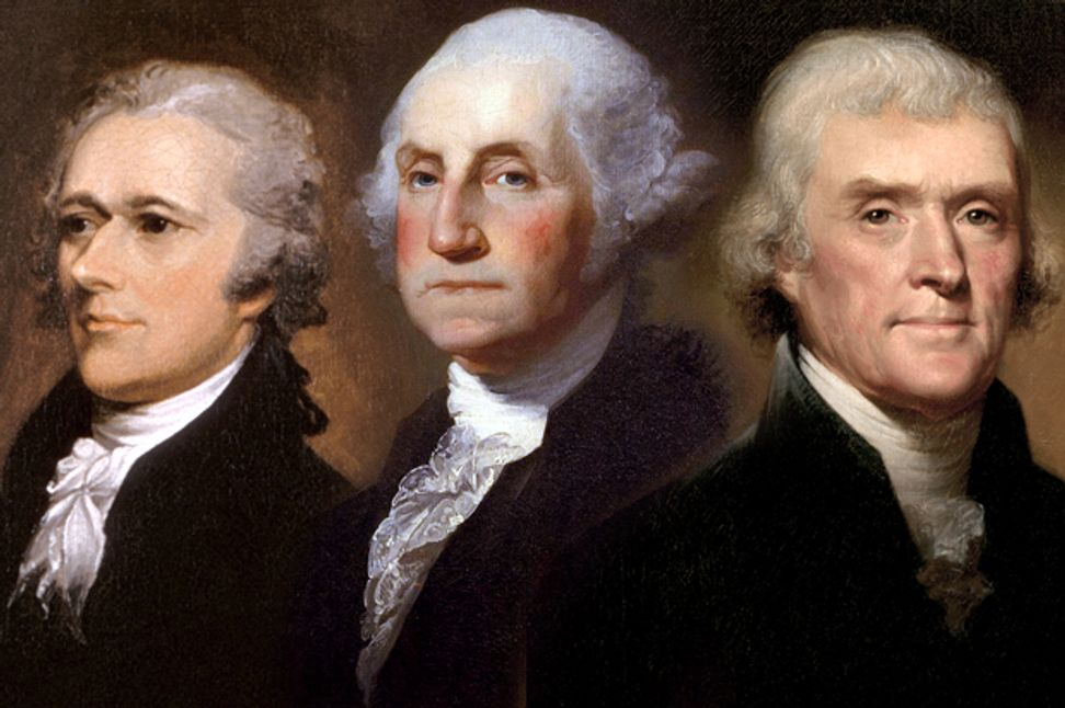 5 reasons why modern wing-nuts would've hated the founding fathers