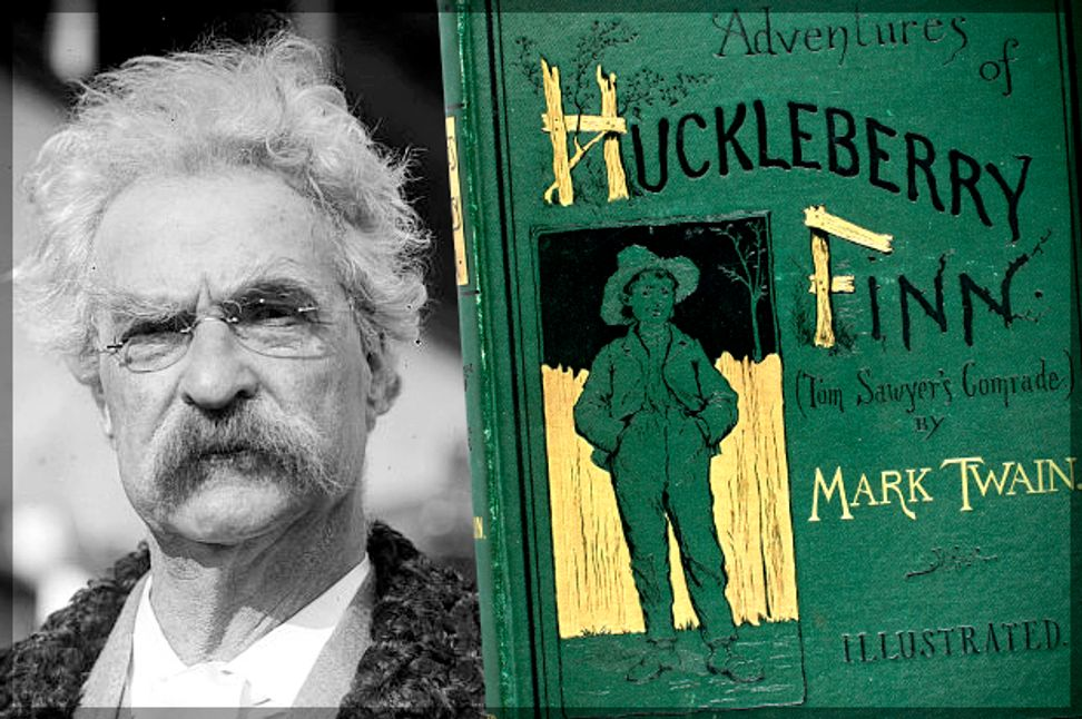 """Huck Finn"" is not about race: The real subtext of Twain's masterpiece  