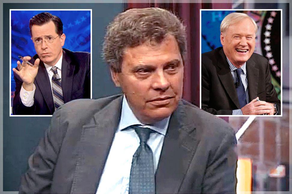 Meet the man who predicted Fox News, the Internet, Stephen Colbert and reality TV | Salon.com