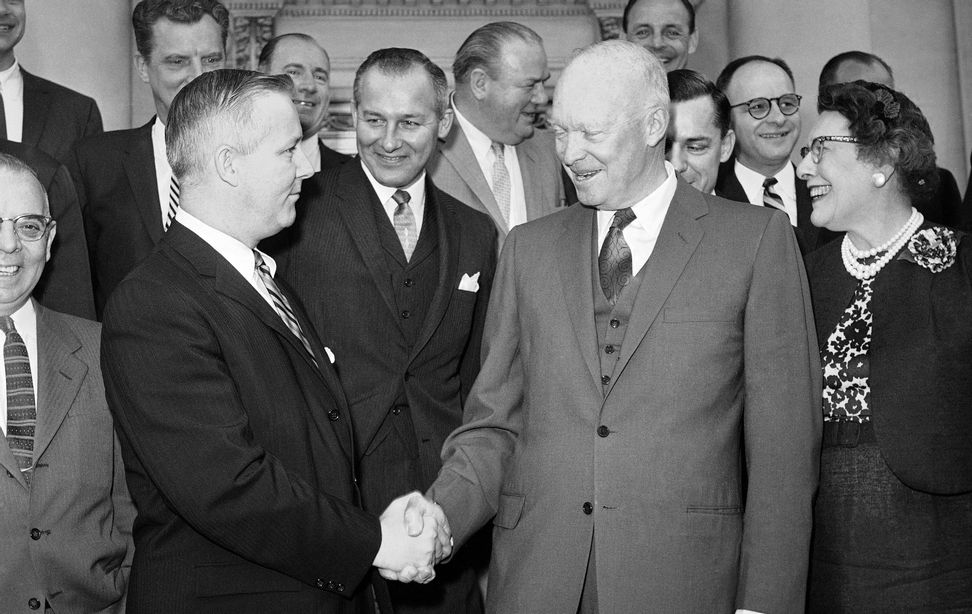Sixty years and nothing to show: The slow decay of American politics since Eisenhower, Stevenson | Salon.com