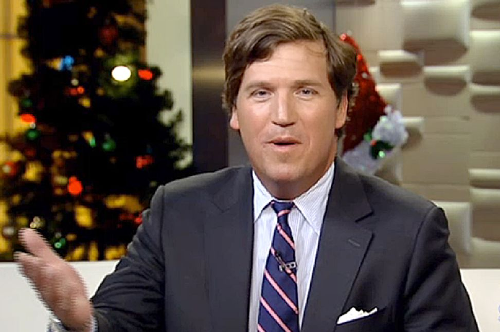 "Tucker Carlson's ultimate humiliation: Corruption, ""journalism"" & a flagrant conflict of interest"