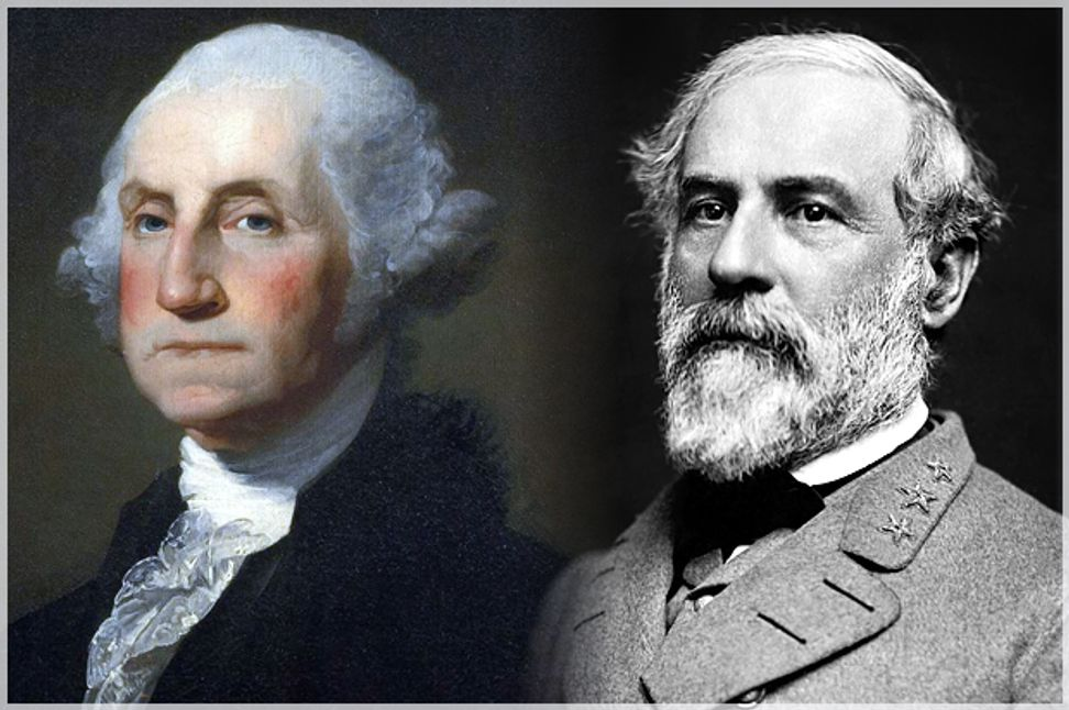 Robert E. Lee's Southern tragedy: The rebel general who might have been George Washington | Salon.com